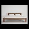 Teak Wood Dawson King Size Bed