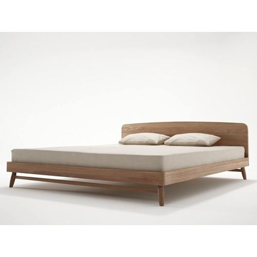 Rhodes Queen Size Bed Teak Indoor Amp Modern Furniture