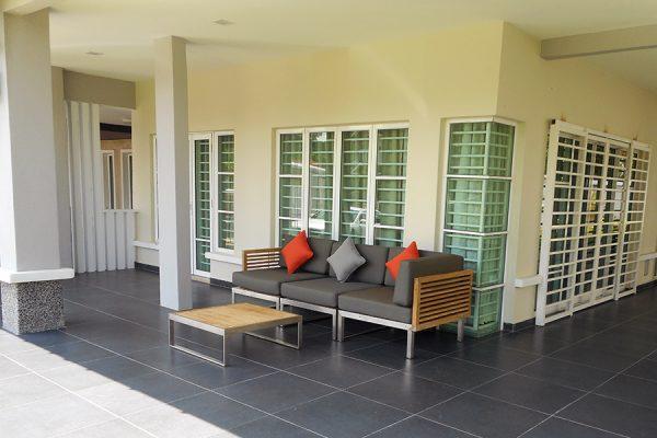 Tessin Outdoor Sofas