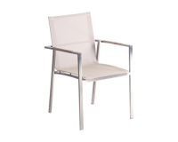 Alzette Sling Stacking Chair