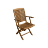 Comforteck Folding Arm Chair