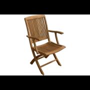 Comforteck Folding Arm Chair