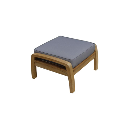 Corona Ottoman Teak Wood Outdoor Furniture Malaysia