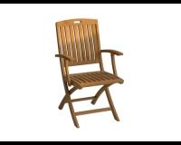 Denver Folding Arm Chair