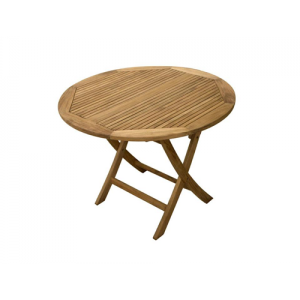 Folding Table Round 100