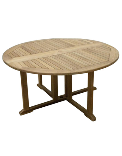 Gate leg Round Table 150