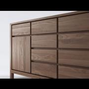Hawker Sideboard 2 Doors 10 Drawers