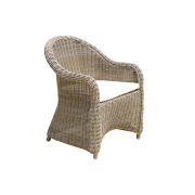 Monaco Dining Arm Chair Round