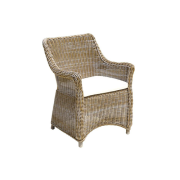 Monaco Dining Arm Chair Square