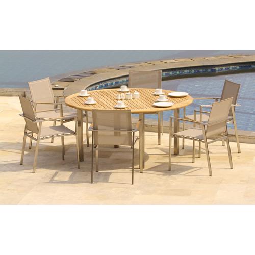 New Siro Round Dining Table 109