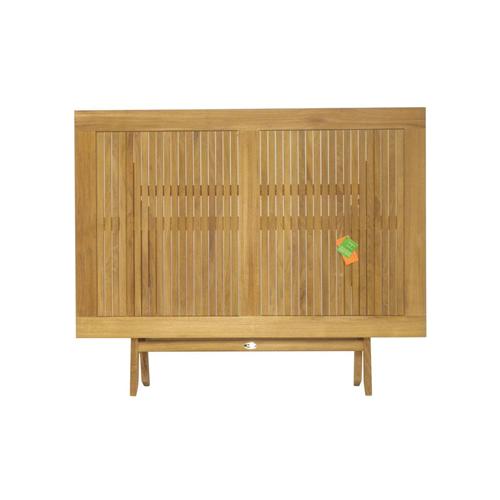 Rectangular Folding Table 130