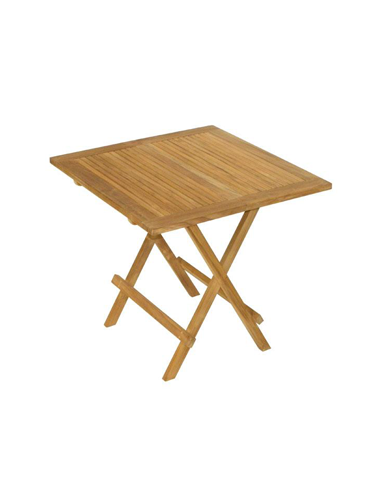 Picnic Folding Table Square 85 x 85