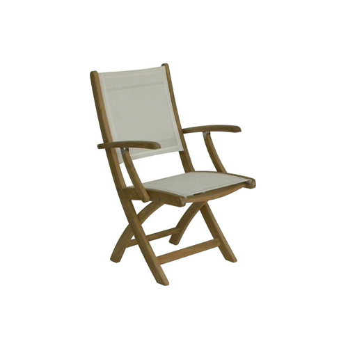 Rivera Folding Arm Chair