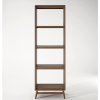 Rhodes High Bookcase