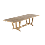 Rectangular Royal Double Extension Table 310