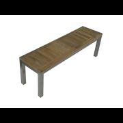 Siro Backless Bench 140