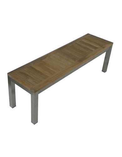 Siro Backless Bench 140