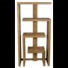 Shami rack with 4 shelves