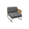 Tessin Modular Left Seat