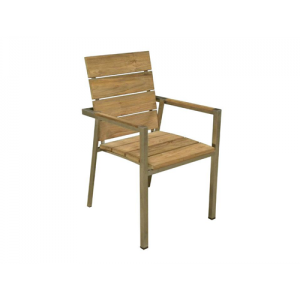 Zilart Stacking Arm Chair