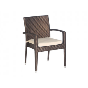 Sol Stacking Arm Chair