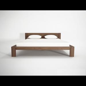 Teak Wood Dawson Queen Size Bed