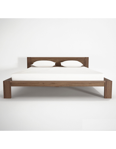 Teak Wood Dawson Queen Size Bed