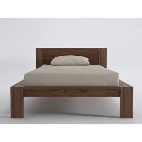 Teak Wood Dawson Single Size Bed