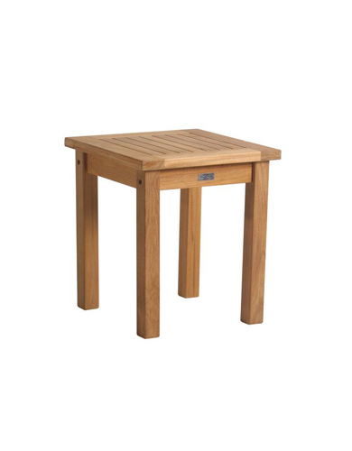 Classic 18 Square Side Table