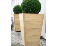 Wood Planter Large