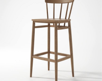 Rhodes Bar Stool