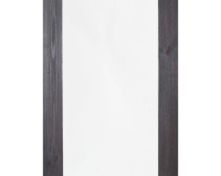 Rustic Dark Timber Mirror