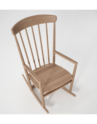 Teak Wood Dining & Rocking Chairs  Scade Concepts™