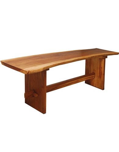 suar wood table