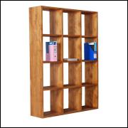Rhodes Bookshelf - 12 Compartments