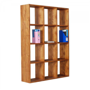 Rhodes Bookshelf - 12 Compartments