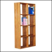 Rhodes Bookshelf - 8 Compartment