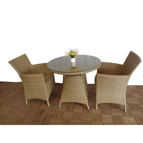 Orchid Round Table set