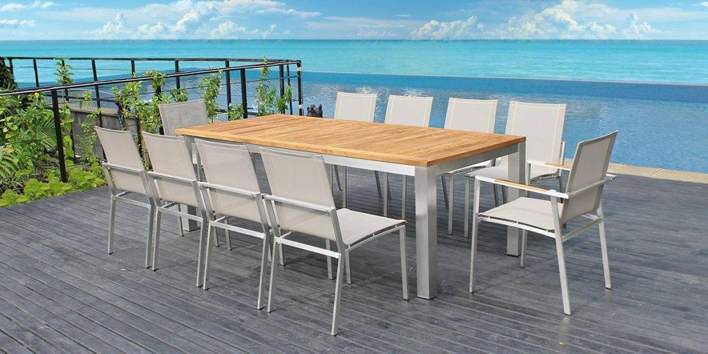 Outdooe Stainless Steel Furniture